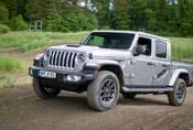 Jeep Gladiator 3.0 V6 CRD: Práce počká, nejdřív zábava!