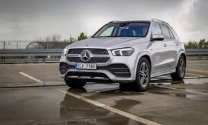 Recenze & testy: Mercedes Benz GLE 350de 4MATIC: Velké a úsporné nemusí být oxymoron