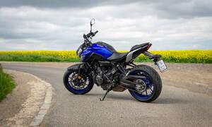Recenze & testy: Yamaha MT-07: Náhrada za mé SV?