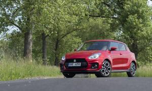 Recenze & testy: Suzuki Swift Sport Hybrid: Těší mě, pane Kompromisní
