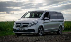 Recenze & testy: Mercedes - Benz V 250D: Tohle je můj autobus, nelezte mi sem!