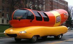 Historie: Je to párek? Je to auto? Je to Wienermobile!