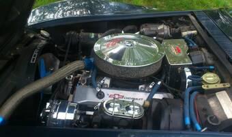Chevrolet Corvette C3 Stingray 1970
