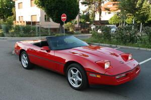 Chevrolet Corvette C4 1988
