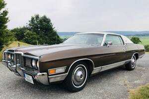 Ford LTD Ford LTD Coupe 5,7 Brougham 72 1972