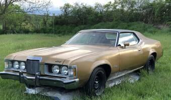 Mercury Cougar XR7 5.8 V8 Cleveland 351 1973