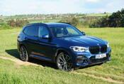 BMW X3 30d xDrive: Každodenní pomocník