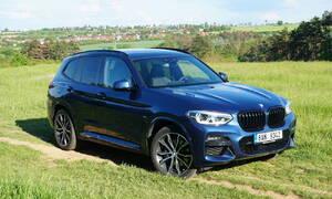 Recenze & testy: BMW X3 30d xDrive: Každodenní pomocník