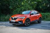 Renault Arkana R.S. Line TCe 140: V hlavní roli styl