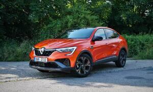 Recenze & testy: Renault Arkana R.S. Line TCe 140: V hlavní roli styl