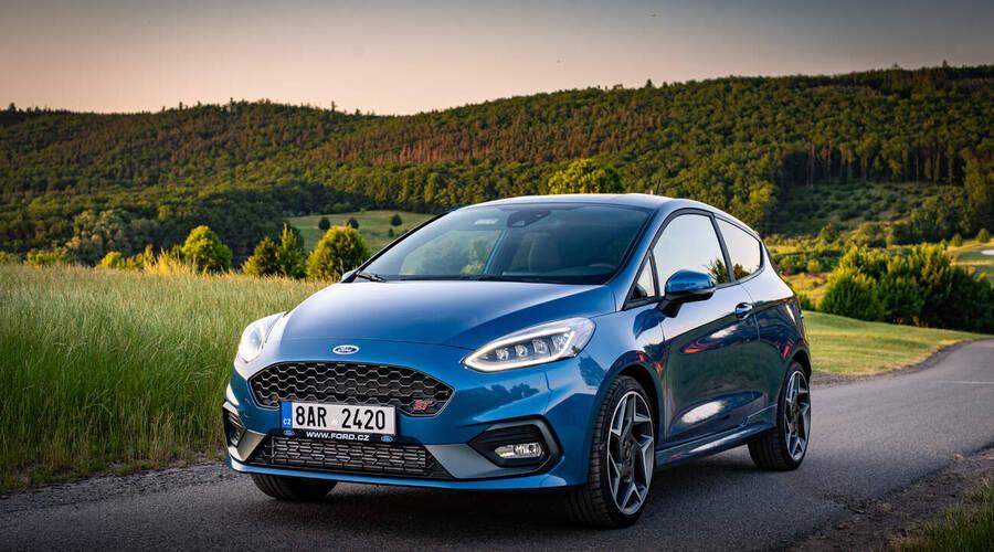 Recenze & testy: Ford Fiesta ST: Když radosti není dosti…