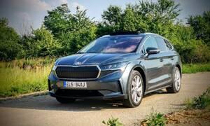 Recenze & testy: Škoda Enyaq IV 80: Haters gonna hate