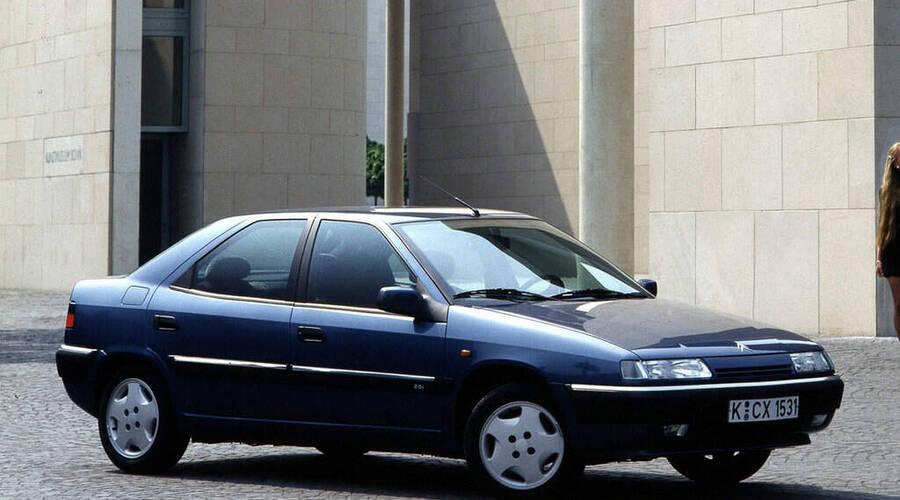 Historie: Citroën Xantia: Extravagance obyčejnosti