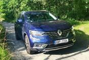 Renault Koleos TCE160: Velké auto s malým srdcem