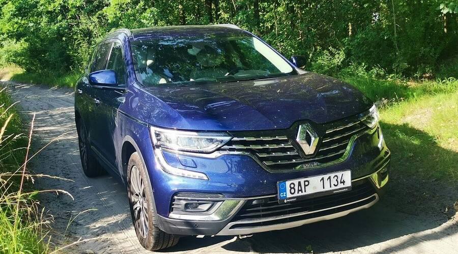 Recenze & testy: Renault Koleos TCE160: Velké auto s malým srdcem