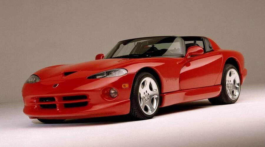 Historie: Dodge Viper: Zpátky ke kořenům