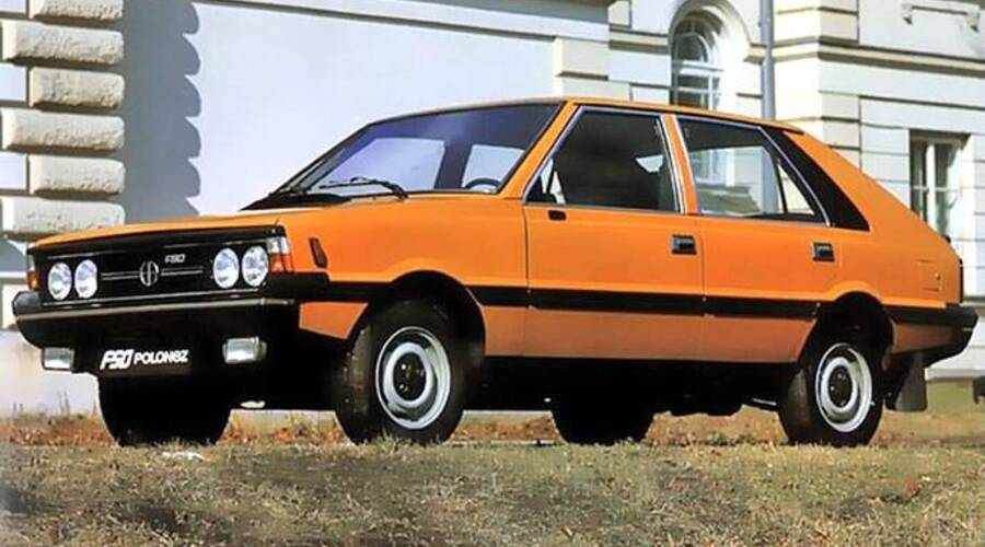 Historie: FSO Polonez: Svéráz polského automobilismu