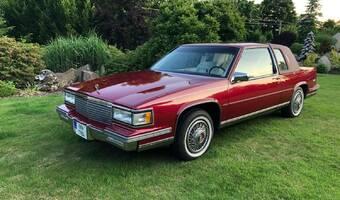Cadillac Coupe deVille  1987