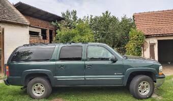 Chevrolet Suburban 2500 2001