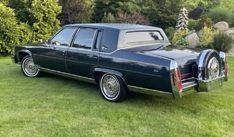 Cadillac Brougham ď Elegance 1988