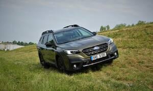 Recenze & testy: Subaru Outback Field ES: Král je mrtev, ať žije Outback