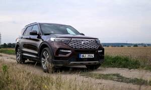 Recenze & testy: Ford Explorer: The american way