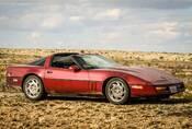 Jak se jednou svezete v Corvette, navždycky se zamilujete