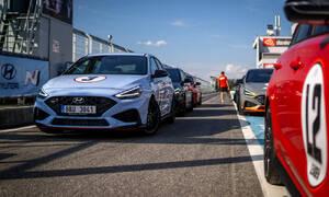 Autíčkář na cestách: Okruhový den s Hyundai N. Na Slovakiaringu.