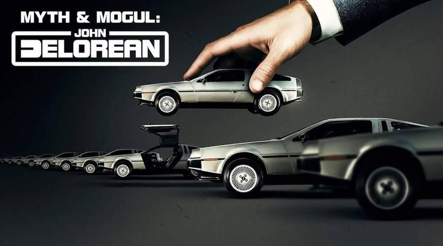 Historie, Příběhy: Mýtus a mogul: John DeLorean