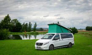 Recenze & testy: Mercedes-Benz Marco Polo Activity V300d 4MATIC ArtVenture: Dodávka pro každou příležitost