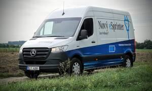 Recenze & testy: Mercedes eSprinter: To dává smysl