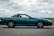 Chevrolet Camaro Z28 1998: Kam kráčíme?