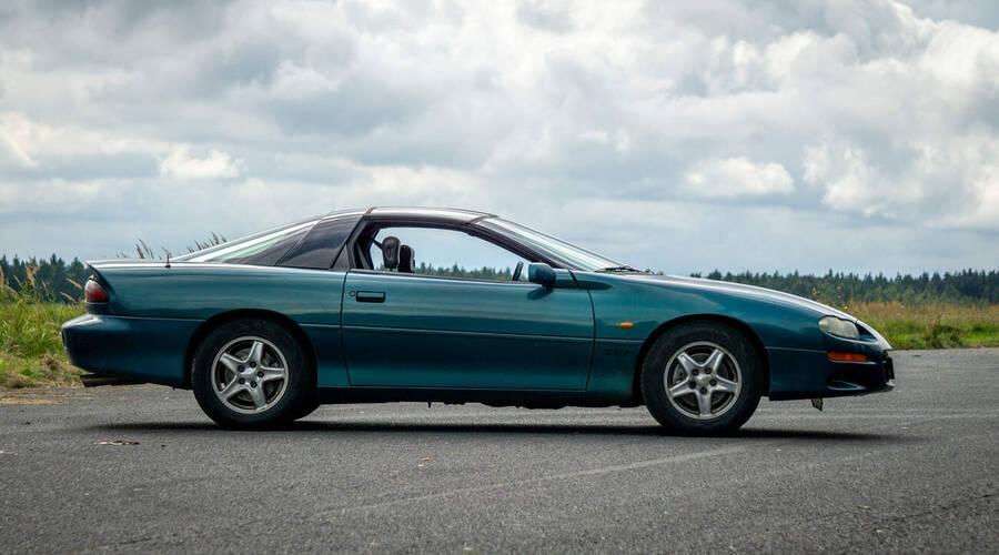 Autíčkářova garáž: Chevrolet Camaro Z28 1998: Kam kráčíme?
