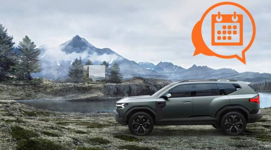Novinky: Autíčkářův týden: Přichází nová Dacia Jogger, Fabia Combi je hned v závěsu