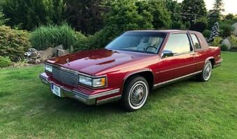 Cadillac deVille  1987