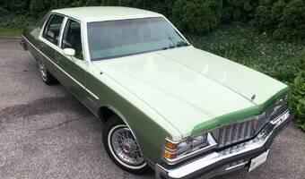 Pontiac Bonneville  1979