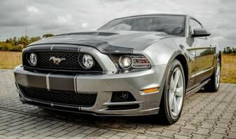 Ford Mustang 5,0 GT manuál 2014