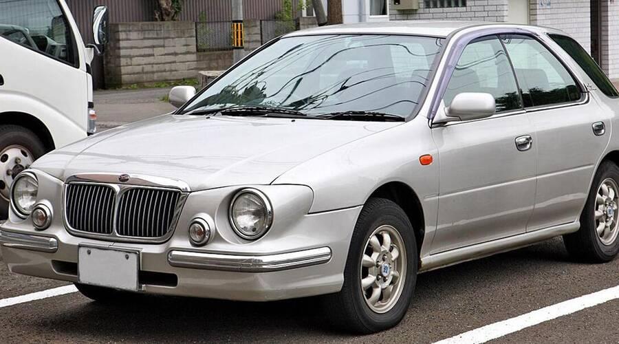 TopX: Designové perly z dílny Subaru. Znáte je?
