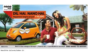 Historie: Tata Nano: Proč to nevyšlo?
