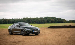 Recenze & testy: BMW 430xd: Hajný je lesa pán!