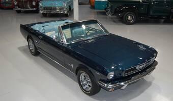 Ford Mustang Convertible V8, Na cestě do ČR 1966