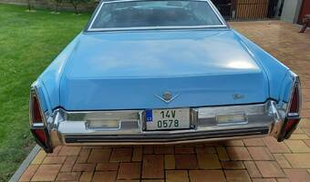 Cadillac Coupe deVille  1973