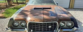 Ford Gran Torino GT fastback 1972