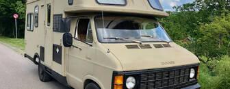 Dodge B F30 Sportsman Traveler 1979