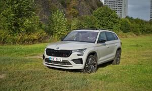 Recenze & testy: Škoda Kodiaq RS 2.0 TSI: Na pohled podobný, v jádru jiný