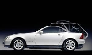Historie: Mercedes-Benz SLK: První svého druhu
