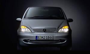 Historie: Mercedes-Benz Třídy A: Skvělý, akorát že vůbec