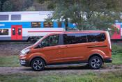 Ford Tourneo Custom Active: Zvláštní mix