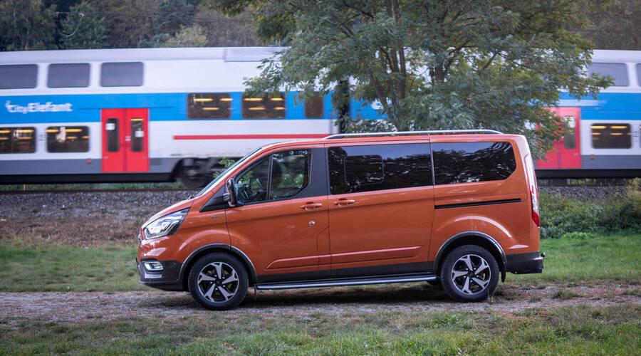 Recenze & testy: Ford Tourneo Custom Active: Zvláštní mix