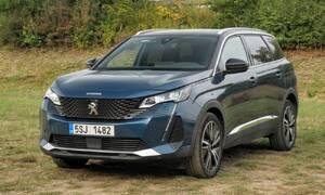 Recenze & testy: Peugeot 5008: Rodinný ideál ze staré školy